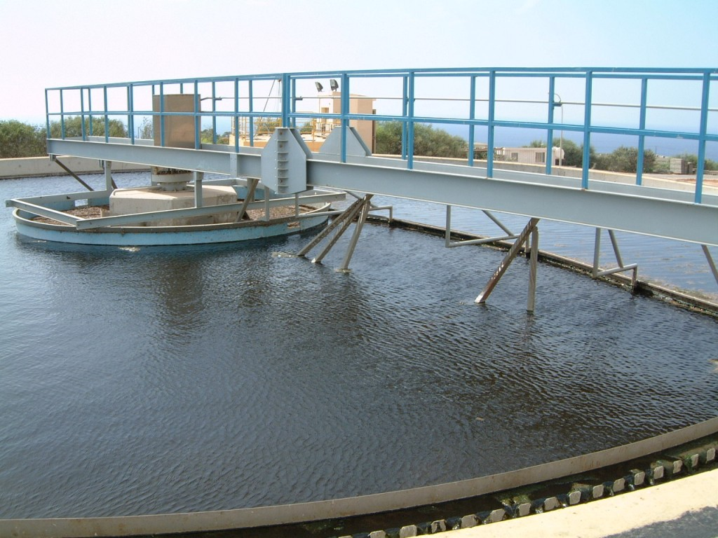 Wastewater Municipal treatment